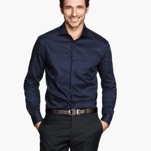 H&M premium cotton shirt size medium